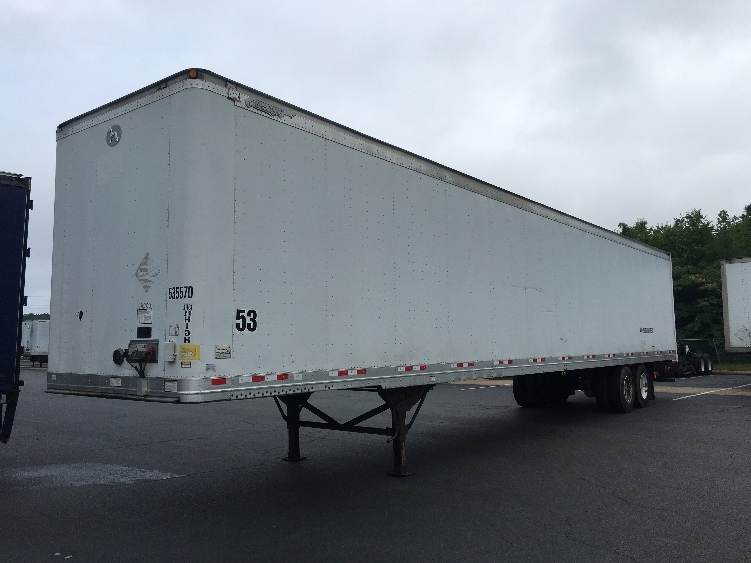 Dry Van Trailer-Semi Trailers-Great Dane-2006-Trailer-LITTLE ROCK-AR-433,580 miles-$10,250
