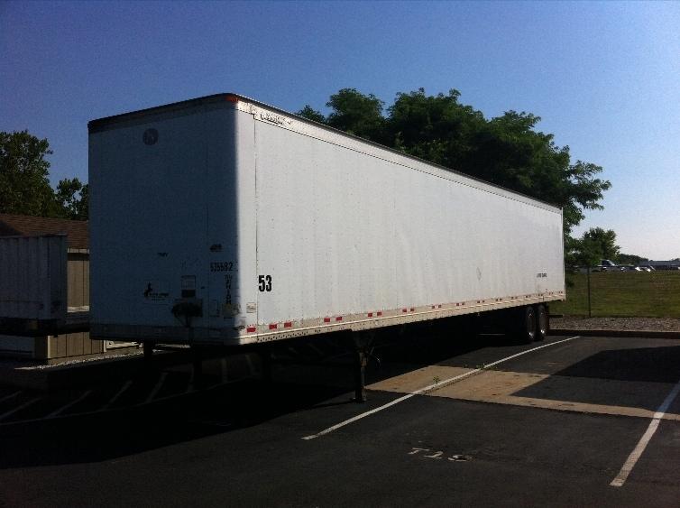 Dry Van Trailer-Semi Trailers-Great Dane-2006-Trailer-SWEDESBORO-NJ-475,613 miles-$13,500