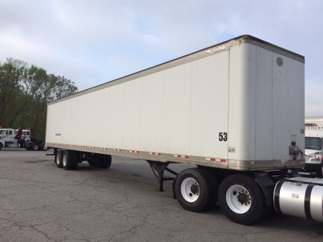 Dry Van Trailer-Semi Trailers-Great Dane-2006-Trailer-SALEM-VA-280,150 miles-$14,250