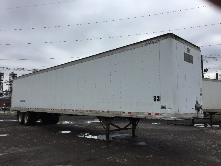 Dry Van Trailer-Semi Trailers-Great Dane-2006-Trailer-ELMSFORD-NY-252,562 miles-$13,500