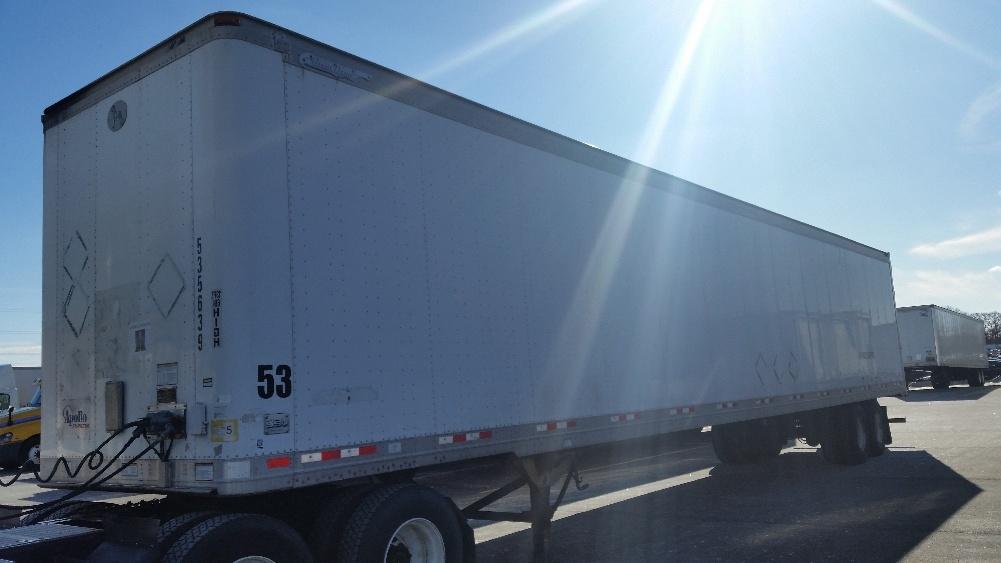 Dry Van Trailer-Semi Trailers-Great Dane-2006-Trailer-ELK GROVE VILLAGE-IL-339,439 miles-$13,750