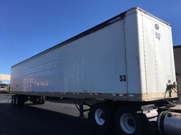 Dry Van Trailer-Semi Trailers-Great Dane-2006-Trailer-ALBUQUERQUE-NM-535,979 miles-$14,250