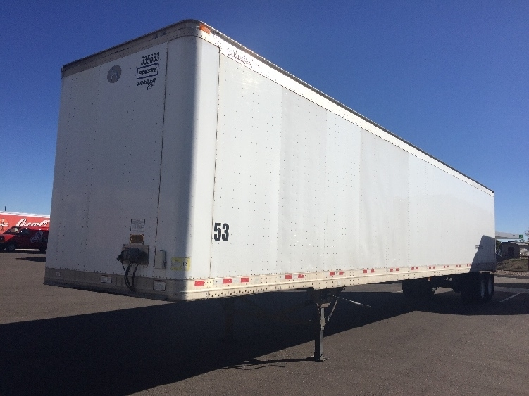 Dry Van Trailer-Semi Trailers-Great Dane-2006-Trailer-DENVER-CO-359,826 miles-$14,250