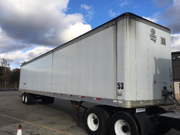 Dry Van Trailer-Semi Trailers-Great Dane-2006-Trailer-PERRYSBURG-OH-320,469 miles-$11,500