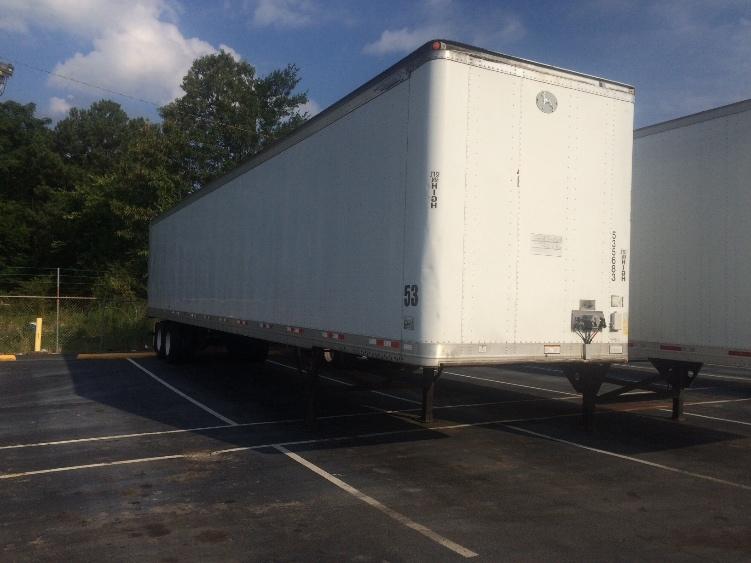 Dry Van Trailer-Semi Trailers-Great Dane-2006-Trailer-NORCROSS-GA-567,955 miles-$11,250