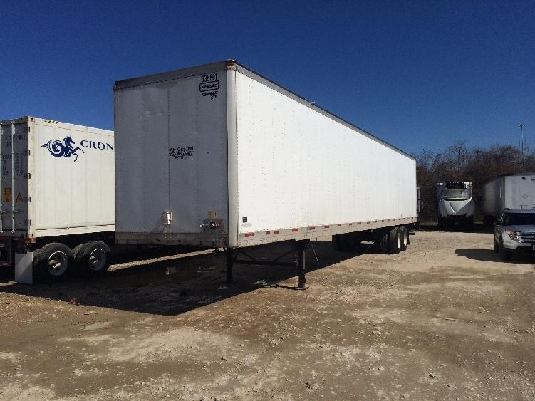 Dry Van Trailer-Semi Trailers-Trailmobile-2006-Trailer-HOUSTON-TX-430,932 miles-$9,750