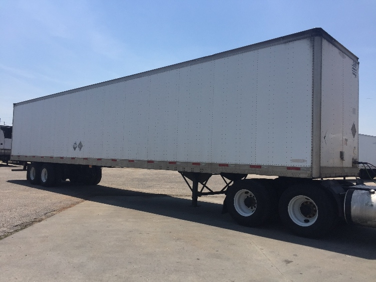 Dry Van Trailer-Semi Trailers-Trailmobile-2006-Trailer-MONTGOMERY-AL-386,796 miles-$13,000