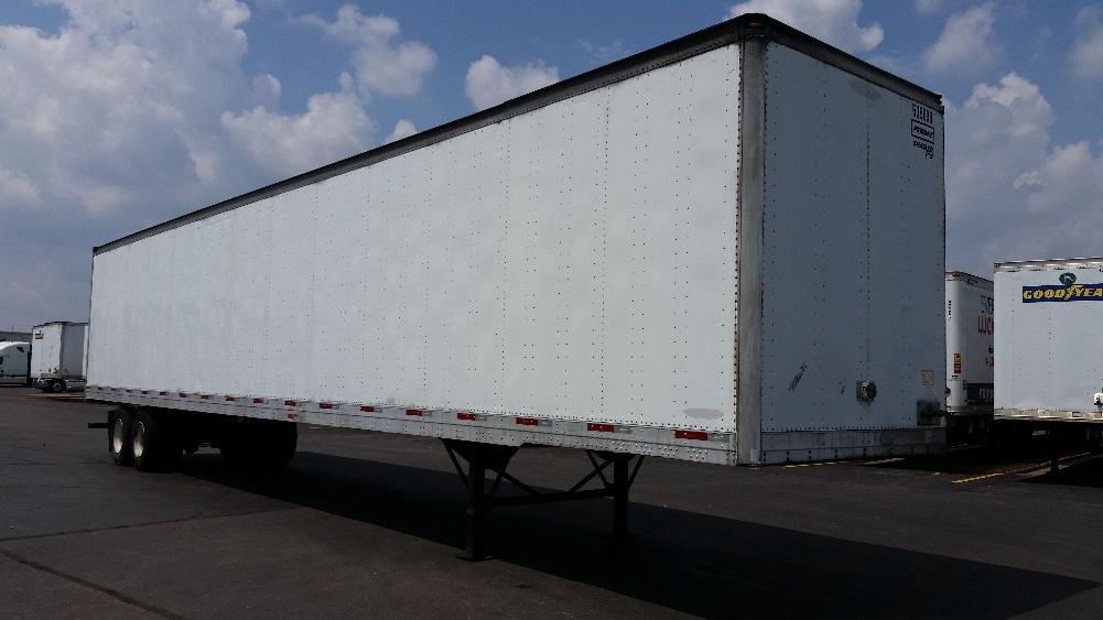 Dry Van Trailer-Semi Trailers-Trailmobile-2006-Trailer-GAHANNA-OH-652,015 miles-$14,250