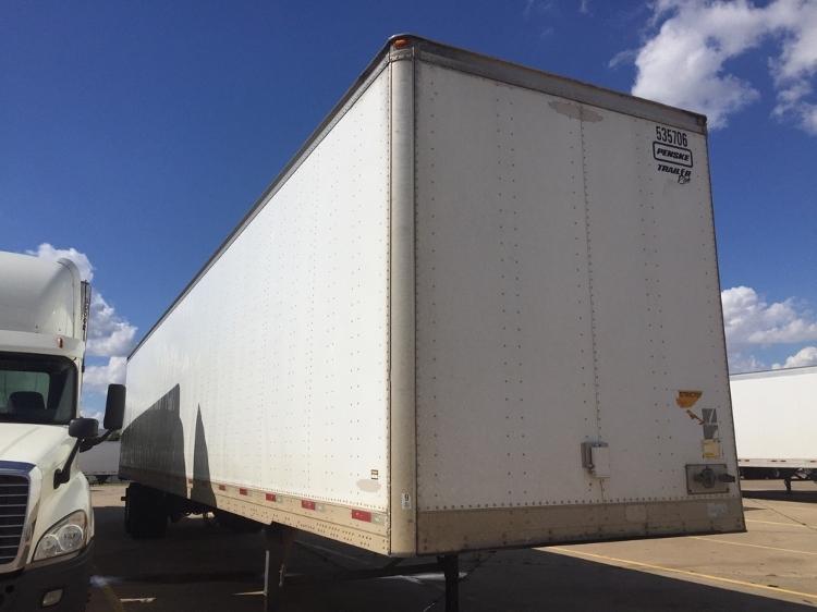 Dry Van Trailer-Semi Trailers-Trailmobile-2006-Trailer-GRAND PRAIRIE-TX-175,927 miles-$11,500