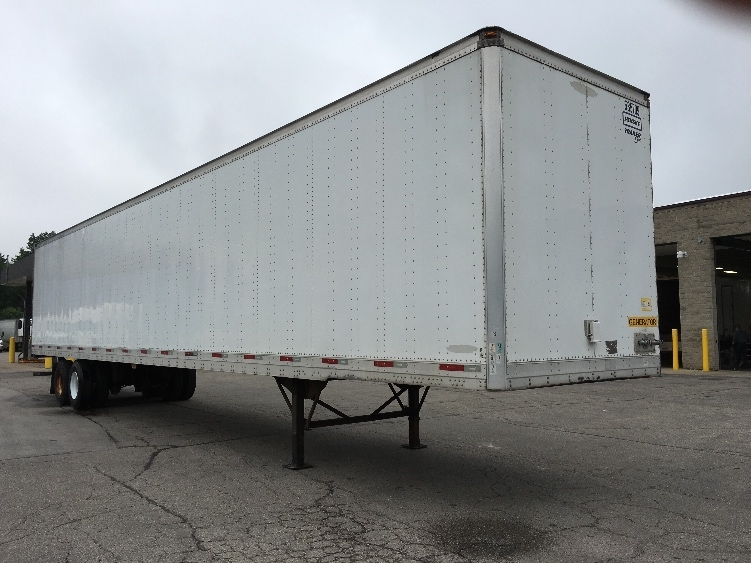 Dry Van Trailer-Semi Trailers-Trailmobile-2006-Trailer-PEWAUKEE-WI-372,532 miles-$11,500