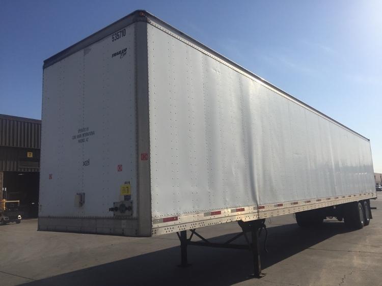 Dry Van Trailer-Semi Trailers-Trailmobile-2006-Trailer-PHOENIX-AZ-410,311 miles-$14,250