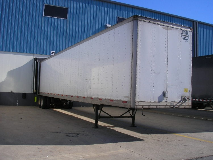 Dry Van Trailer-Semi Trailers-Trailmobile-2006-Trailer-EAST LIBERTY-OH-221,484 miles-$11,500