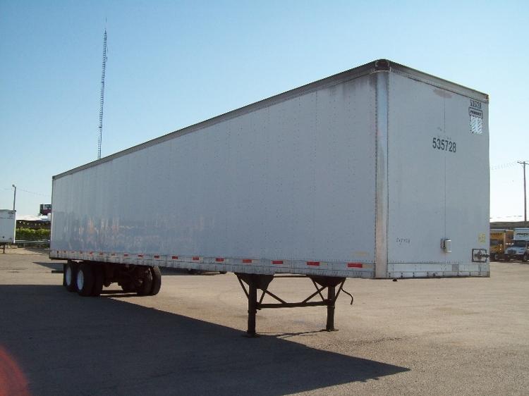 Dry Van Trailer-Semi Trailers-Trailmobile-2006-Trailer-STICKNEY-IL-306,227 miles-$12,250