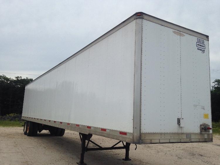 Dry Van Trailer-Semi Trailers-Trailmobile-2006-Trailer-LANCASTER-PA-253,951 miles-$11,000