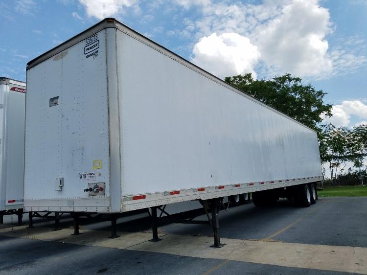 Dry Van Trailer-Semi Trailers-Trailmobile-2006-Trailer-CHARLOTTESVILLE-VA-283,225 miles-$14,250