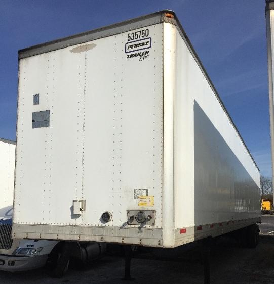 Dry Van Trailer-Semi Trailers-Trailmobile-2006-Trailer-ALLEN PARK-MI-402,785 miles-$14,750