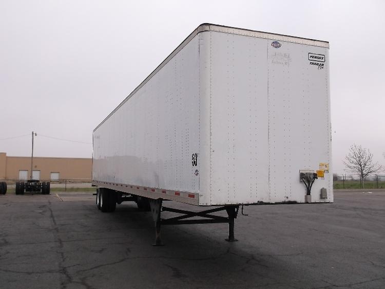 Dry Van Trailer-Semi Trailers-Trailmobile-2006-Trailer-INDIANAPOLIS-IN-610,828 miles-$13,750