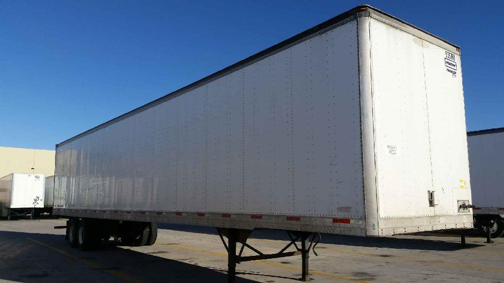 Dry Van Trailer-Semi Trailers-Trailmobile-2006-Trailer-PHOENIX-AZ-293,969 miles-$12,500