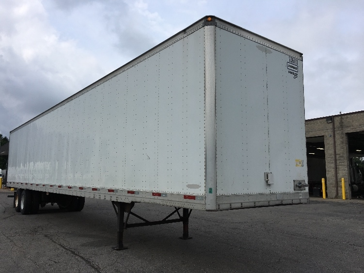 Dry Van Trailer-Semi Trailers-Trailmobile-2006-Trailer-KNOXVILLE-TN-451,881 miles-$10,750