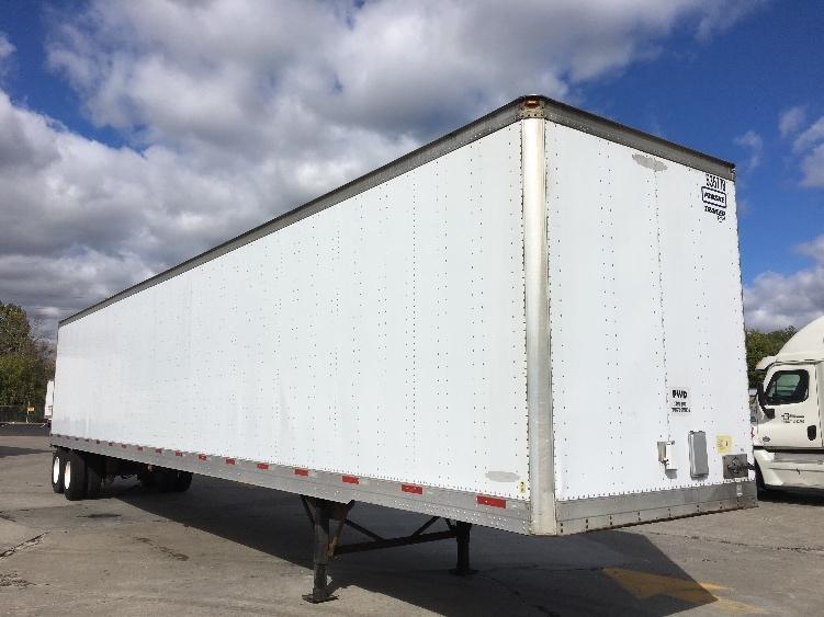 Dry Van Trailer-Semi Trailers-Trailmobile-2006-Trailer-INDIANAPOLIS-IN-283,596 miles-$10,250