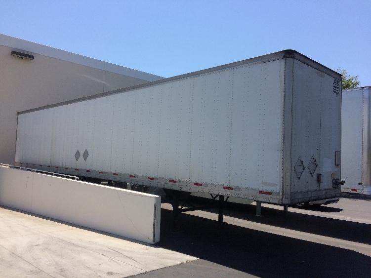 Dry Van Trailer-Semi Trailers-Trailmobile-2006-Trailer-SAN MARCOS-CA-346,891 miles-$13,500