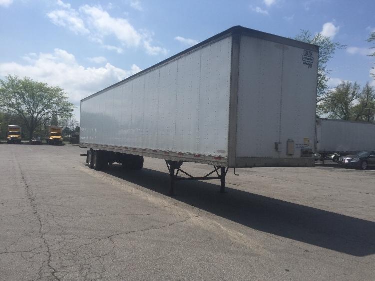 Dry Van Trailer-Semi Trailers-Trailmobile-2006-Trailer-LEXINGTON-KY-330,500 miles-$13,750