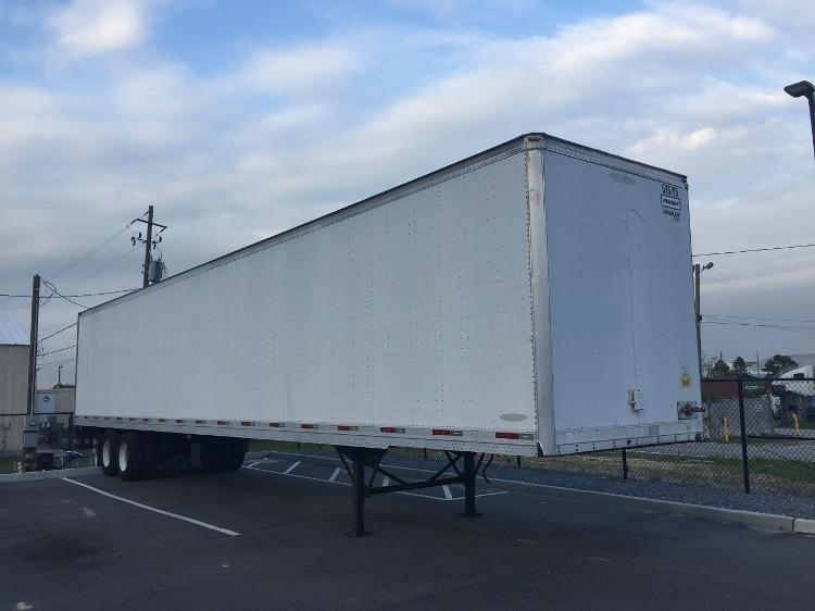 Dry Van Trailer-Semi Trailers-Trailmobile-2006-Trailer-MOBILE-AL-406,213 miles-$12,500
