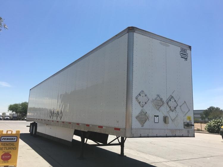 Dry Van Trailer-Semi Trailers-Trailmobile-2006-Trailer-MONTEBELLO-CA-137,275 miles-$11,750
