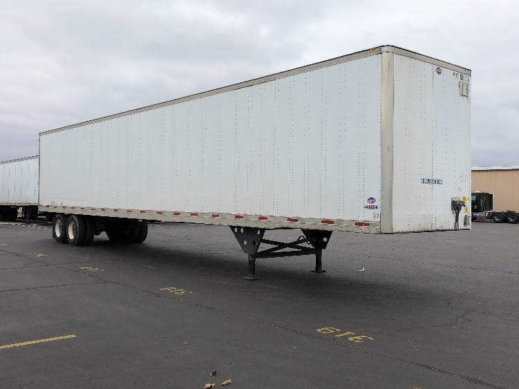 Dry Van Trailer-Semi Trailers-Utility-2006-Trailer-ELKHART-IN-590,669 miles-$11,500