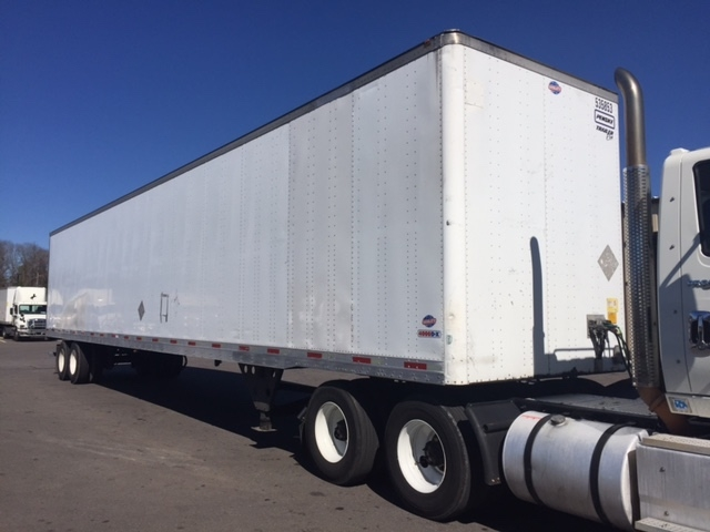 Dry Van Trailer-Semi Trailers-Utility-2006-Trailer-HOMEWOOD-AL-671,349 miles-$14,250