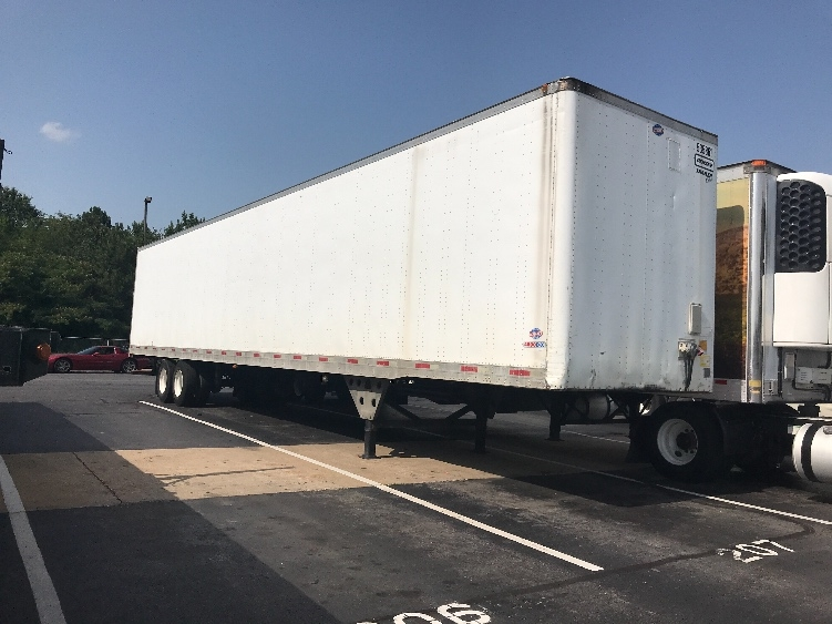 Dry Van Trailer-Semi Trailers-Utility-2006-Trailer-LITTLE ROCK-AR-299,461 miles-$10,500