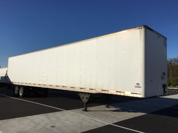 Dry Van Trailer-Semi Trailers-Utility-2006-Trailer-INDIANAPOLIS-IN-292,246 miles-$10,250