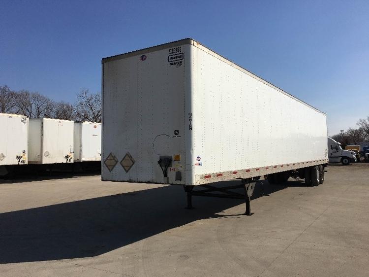 Dry Van Trailer-Semi Trailers-Utility-2006-Trailer-DES MOINES-IA-408,435 miles-$12,750