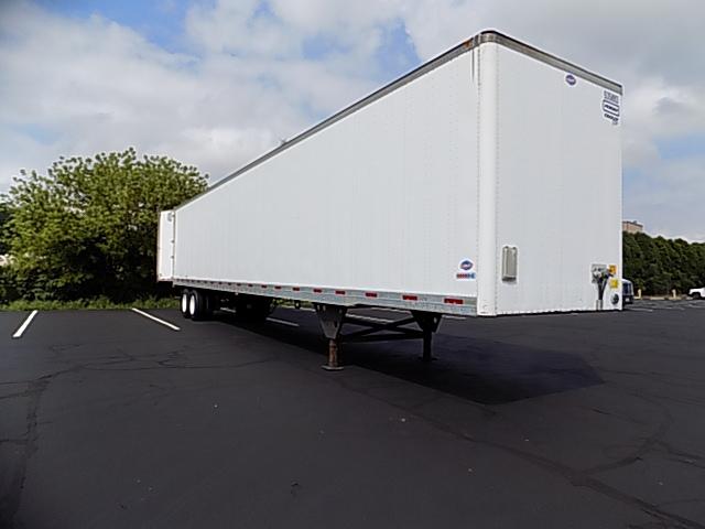 Dry Van Trailer-Semi Trailers-Utility-2006-Trailer-LA PORTE-IN-521,343 miles-$13,750