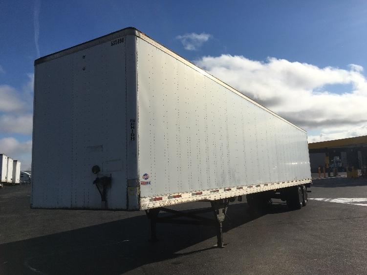 Dry Van Trailer-Semi Trailers-Utility-2006-Trailer-CHARLOTTE-NC-198,323 miles-$11,250