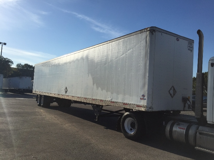 Dry Van Trailer-Semi Trailers-Utility-2006-Trailer-MEDLEY-FL-411,705 miles-$11,500