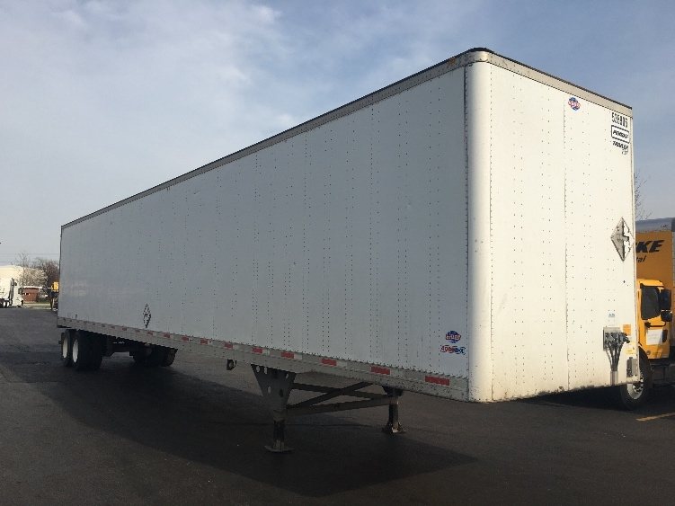 Dry Van Trailer-Semi Trailers-Utility-2006-Trailer-ELK GROVE VILLAGE-IL-306,210 miles-$14,750