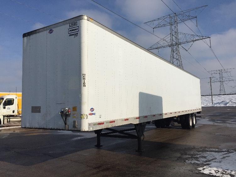 Dry Van Trailer-Semi Trailers-Utility-2006-Trailer-MILWAUKEE-WI-463,734 miles-$14,750
