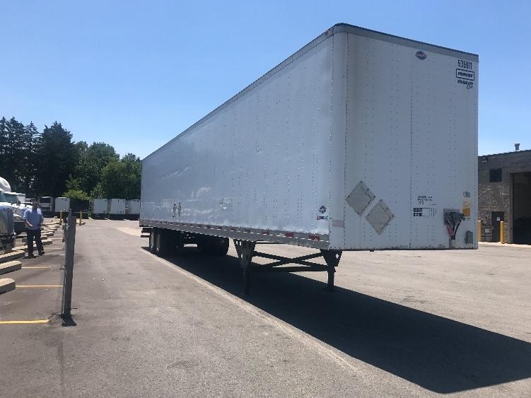 Dry Van Trailer-Semi Trailers-Utility-2006-Trailer-PEWAUKEE-WI-225,891 miles-$12,250