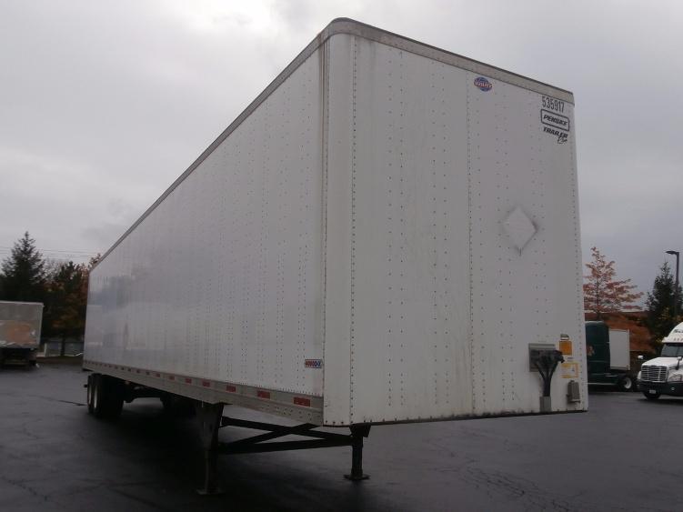 Dry Van Trailer-Semi Trailers-Utility-2006-Trailer-ALBANY-NY-201,821 miles-$14,750