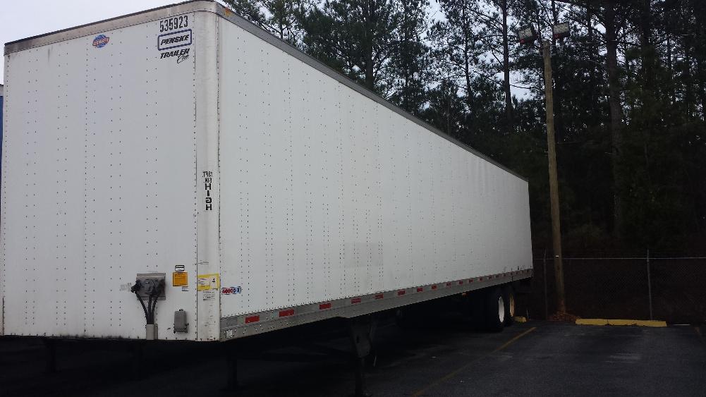 Dry Van Trailer-Semi Trailers-Utility-2006-Trailer-COLUMBUS-GA-181,984 miles-$13,500