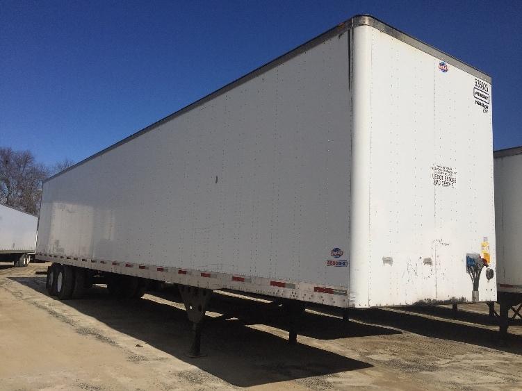 Dry Van Trailer-Semi Trailers-Utility-2006-Trailer-ASHEVILLE-NC-462,634 miles-$12,250