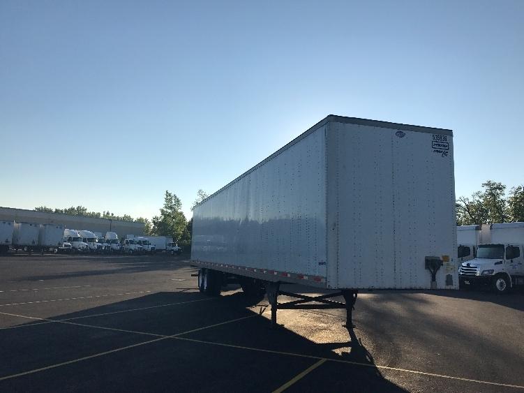 Dry Van Trailer-Semi Trailers-Utility-2006-Trailer-OBETZ-OH-198,475 miles-$13,750
