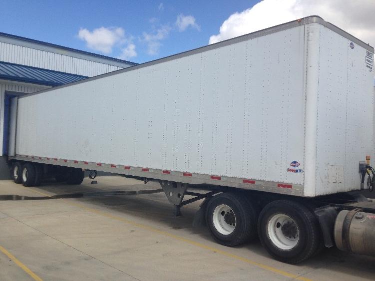 Dry Van Trailer-Semi Trailers-Utility-2006-Trailer-TULSA-OK-165,474 miles-$14,250