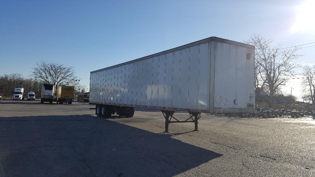 Dry Van Trailer-Semi Trailers-Trailmobile-2006-Trailer-WILMINGTON-OH-375,166 miles-$11,250