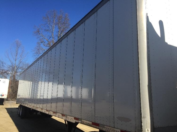 Dry Van Trailer-Semi Trailers-Trailmobile-2006-Trailer-ASHEVILLE-NC-431,048 miles-$10,750