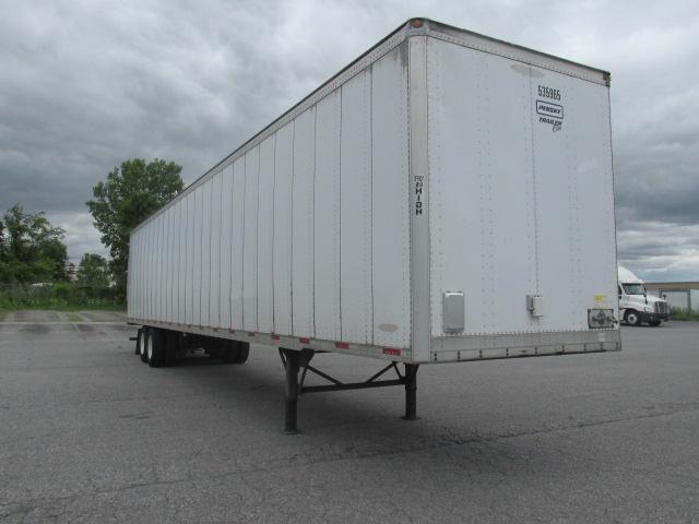 Dry Van Trailer-Semi Trailers-Trailmobile-2006-Trailer-INDIANAPOLIS-IN-467,122 miles-$11,250