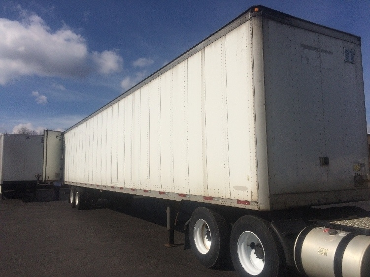 Dry Van Trailer-Semi Trailers-Trailmobile-2006-Trailer-SALEM-VA-382,846 miles-$13,750