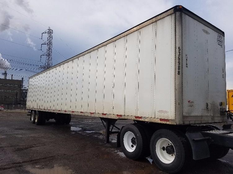 Dry Van Trailer-Semi Trailers-Trailmobile-2006-Trailer-LINDEN-NJ-228,204 miles-$13,750