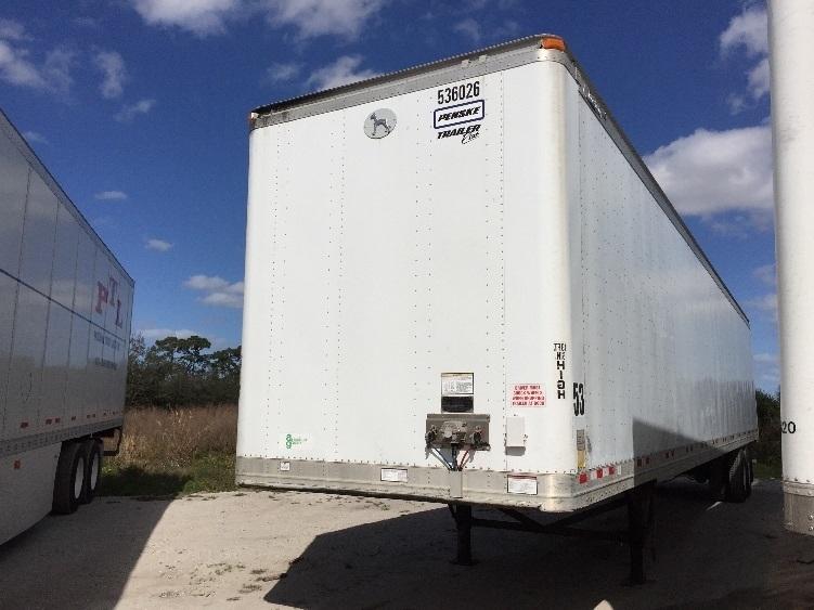 Dry Van Trailer-Semi Trailers-Great Dane-2006-Trailer-SAINT PETERSBURG-FL-166,731 miles-$13,500